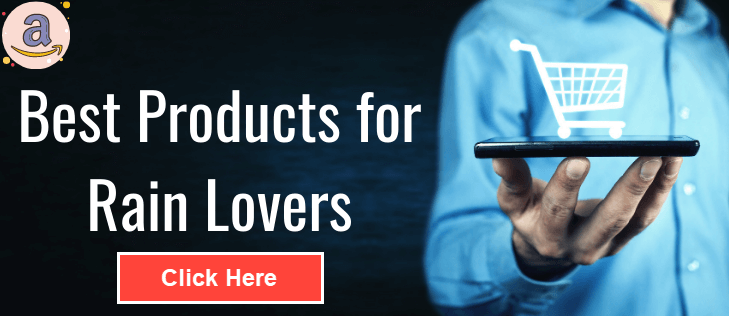 Best Products for Pluviophile's