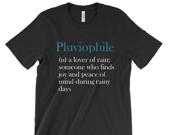 Pluviophile Shirt