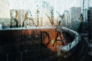 Rainy Day Experience Lightens Up Your Mood