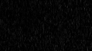 black night rain wallpaper
