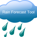 Real-Time Rain Forecast Map for Pluviophile's