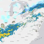 Rain Radar for storm tracking and rain forecast