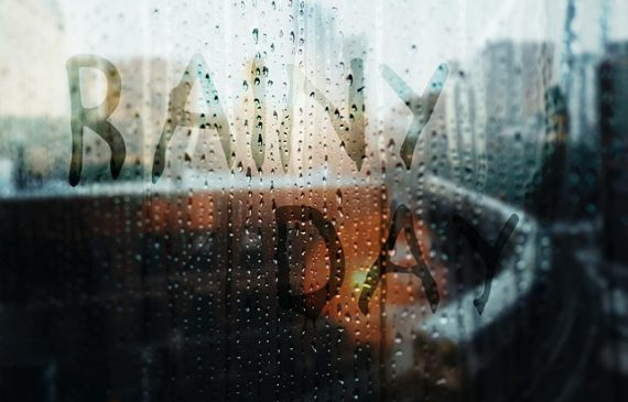 The Reason a Rainy Day Experience Lightens Up Your Mood